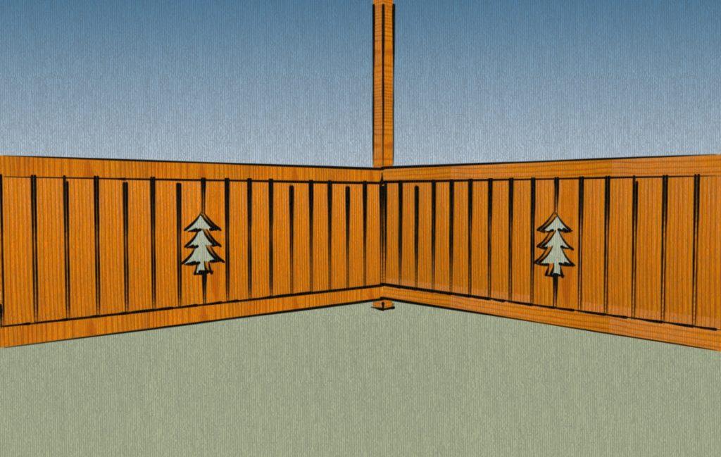 Créations - Terrasse - Garde-corps - Bois - Gamme Vallée de la Bruche - Green Perspective