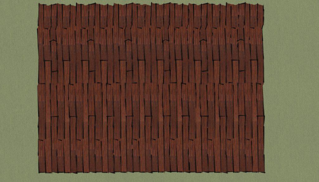 Créations - Terrasse - Bois naturel, composite - Gamme Flottant - Green Perspective