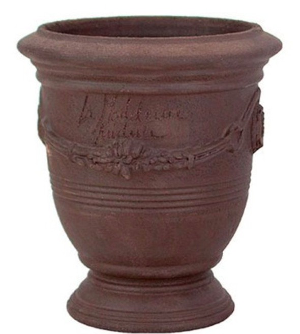 Créations - Mobilier - Bac de plantation - Terre cuite - Gamme Ghirlanda di Fiori - Grenn Perspective