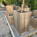Bac de plantation - Bois - Gamme Orthostasía - Green Perspective