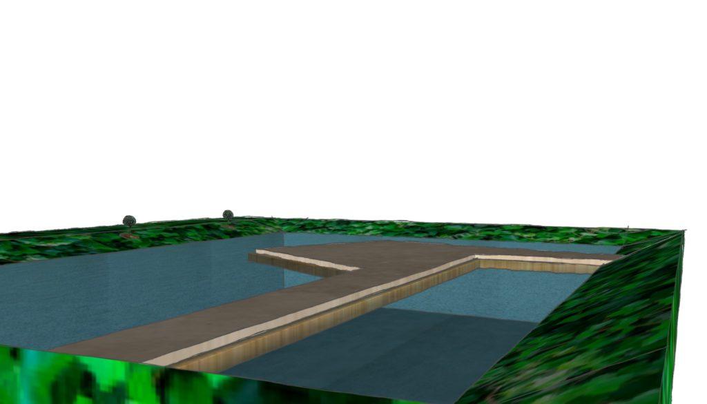 Créations - Bassin - Gamme Lago de Sanabria - Green Perspective