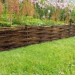 Créations - Bordure - Bois - Gamme Naturae - Green Perspective