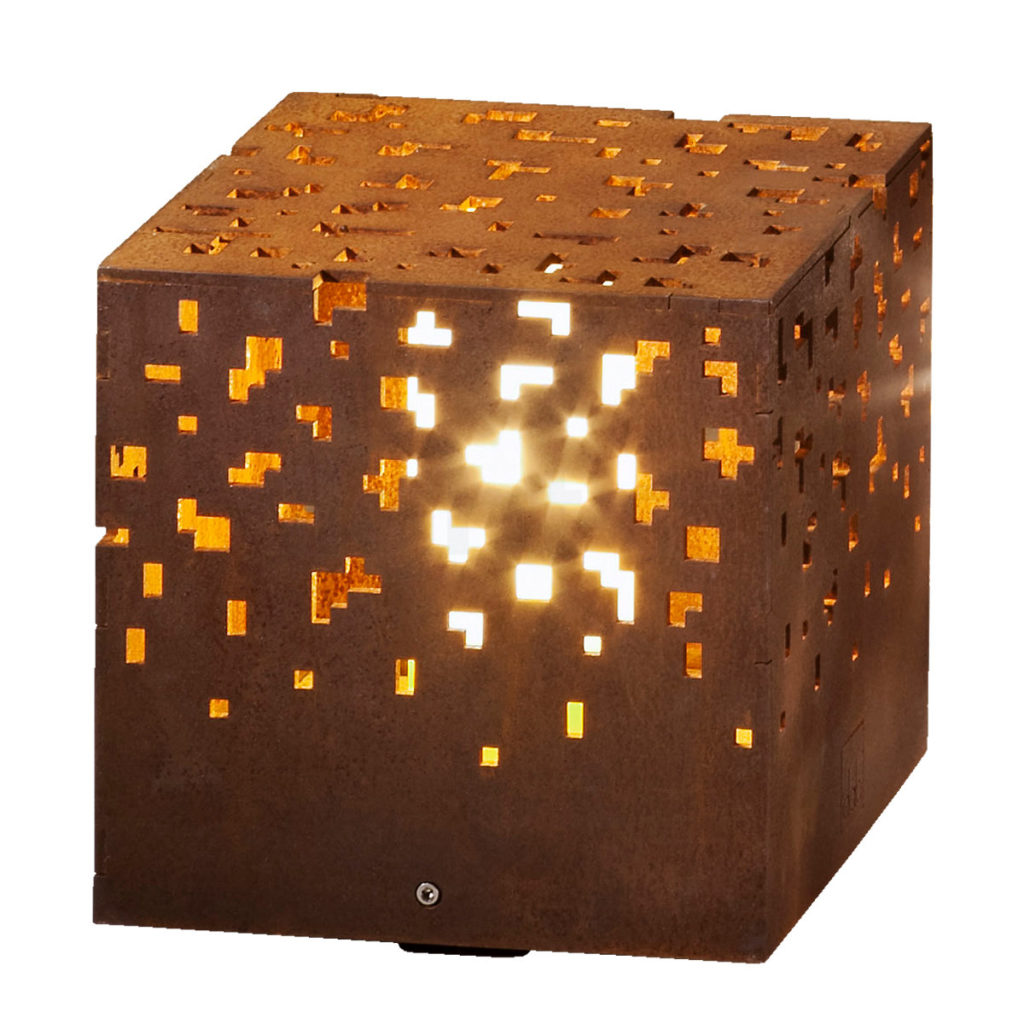 Lampe Ambiance - Corten - Green Perspective