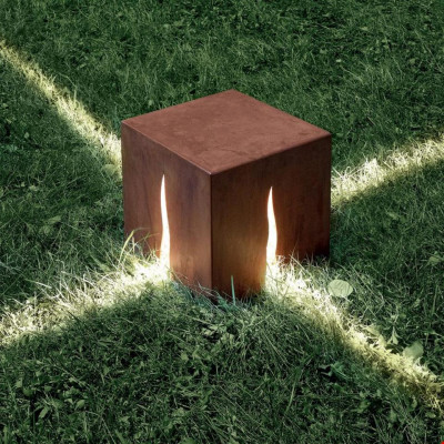 Lampe - Corten - Gamme Granito - Green Perspective