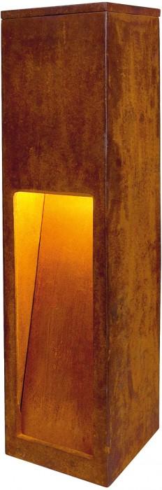 Lampe - Corten - Gamme Rusti Slot - Green Perspective